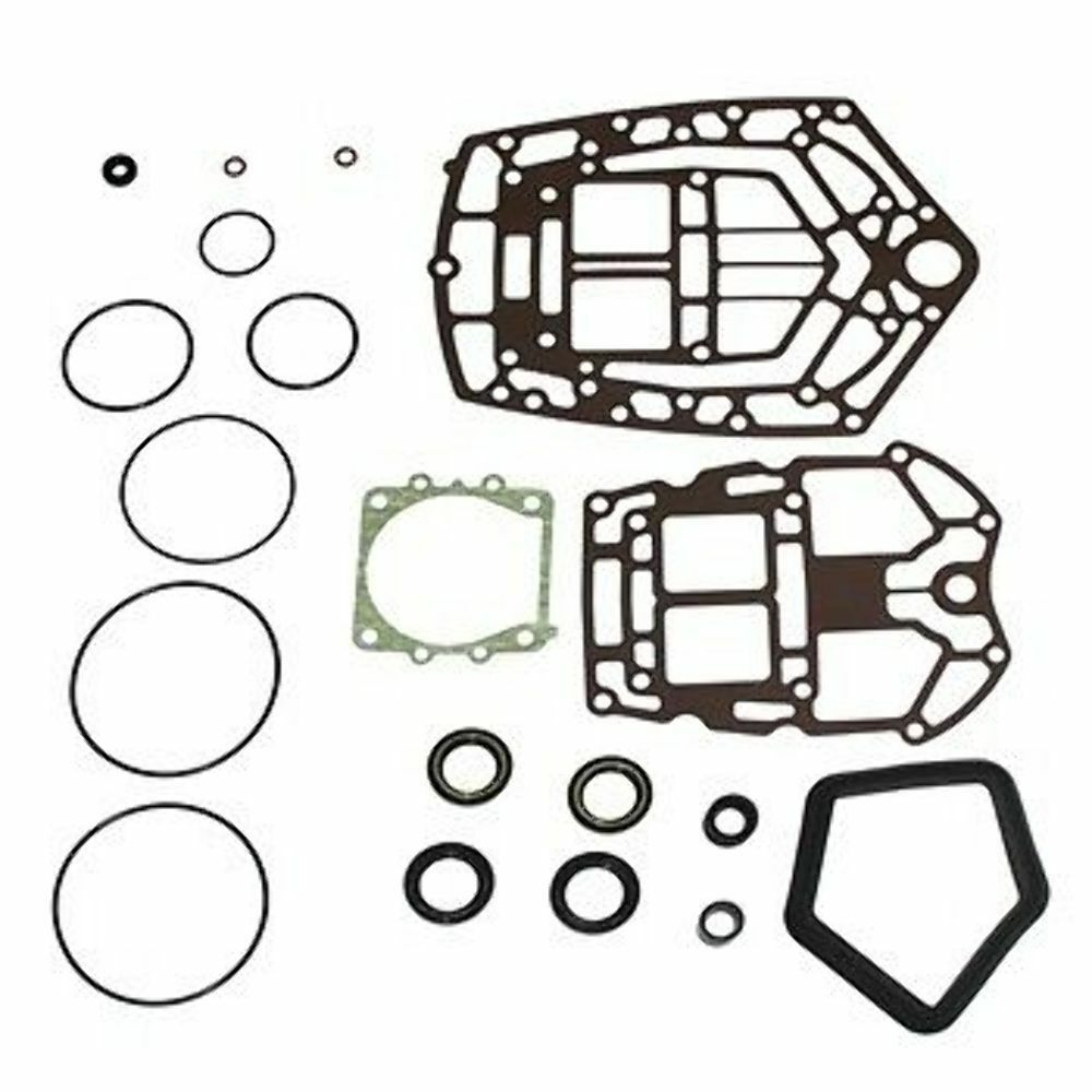 Nib Oem Yamaha 200 225 250 Hp Lower Unit Seal Kit 66k
