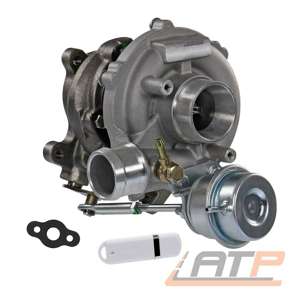Vw Polo 6n Supercharger Kit: ABGAS-TURBO-LADER VW LUPO 6X POLO 6N 6N2 9N 1.4 TDI