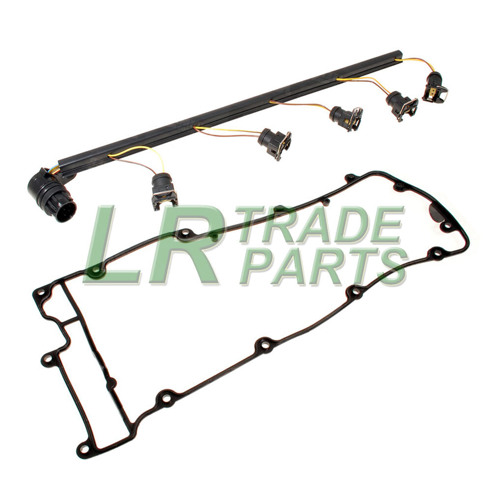 Land Rover Discovery 2 Td5 Injector Wiring Harness  U0026 Rocker Cover Gasket