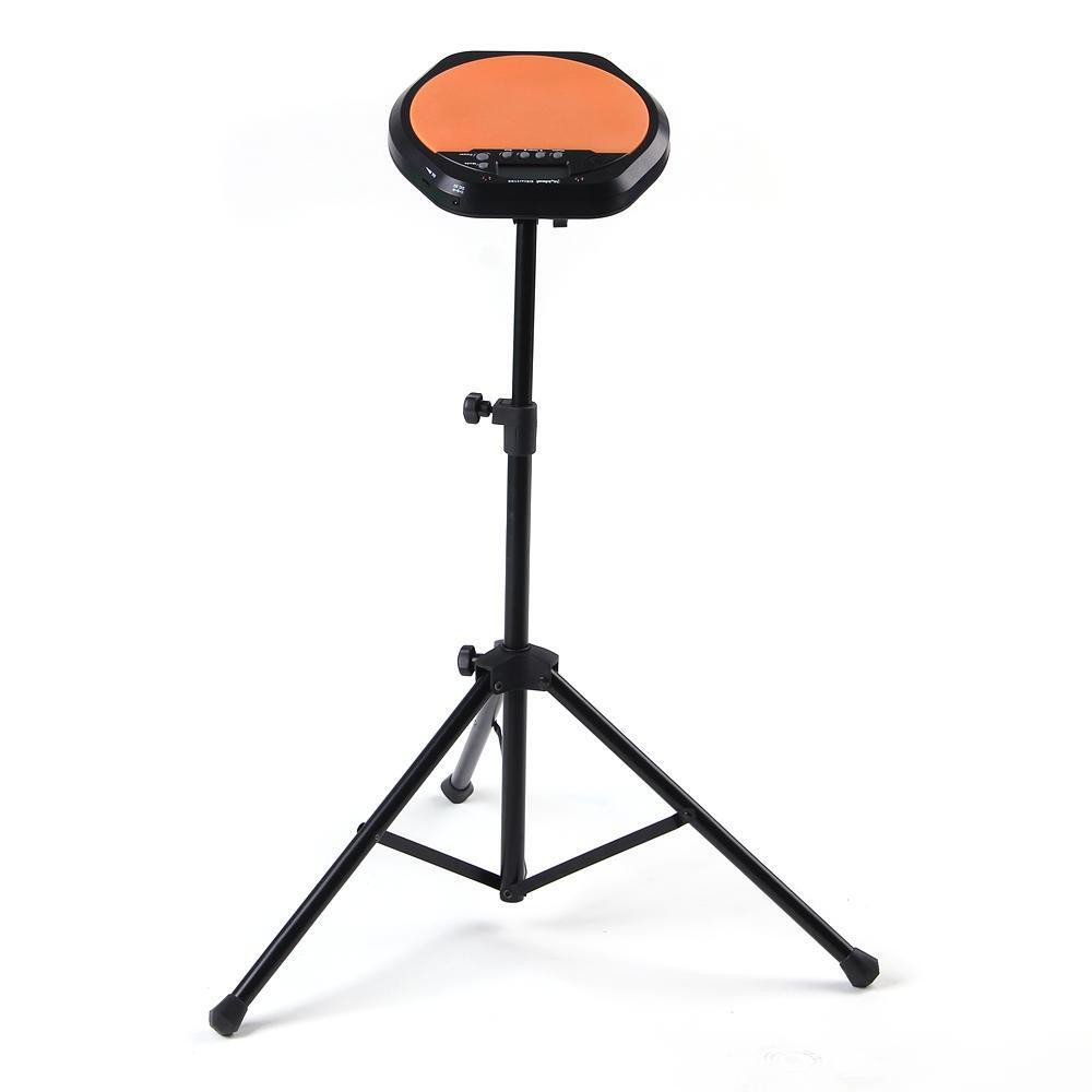 Metal Adjustable Stand For Practice Training Rubber Drum