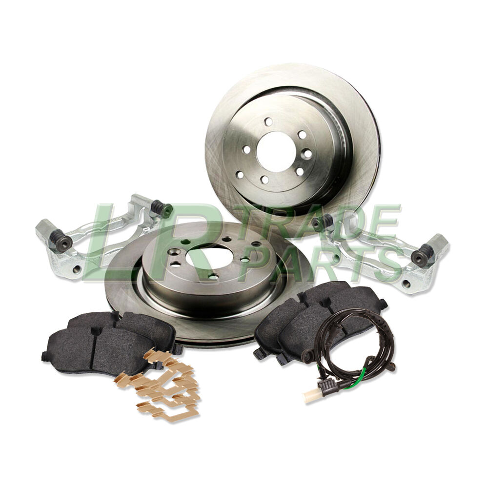 LAND ROVER DISCOVERY 3 & 4 TDV6 TO V8 FRONT BRAKE DISC
