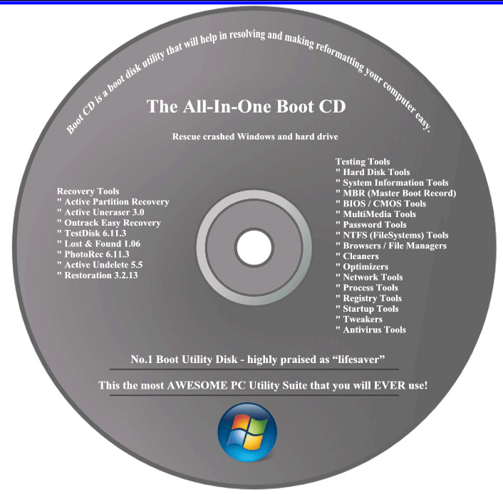 HP Recovery Disks for Windows Vista Free Download