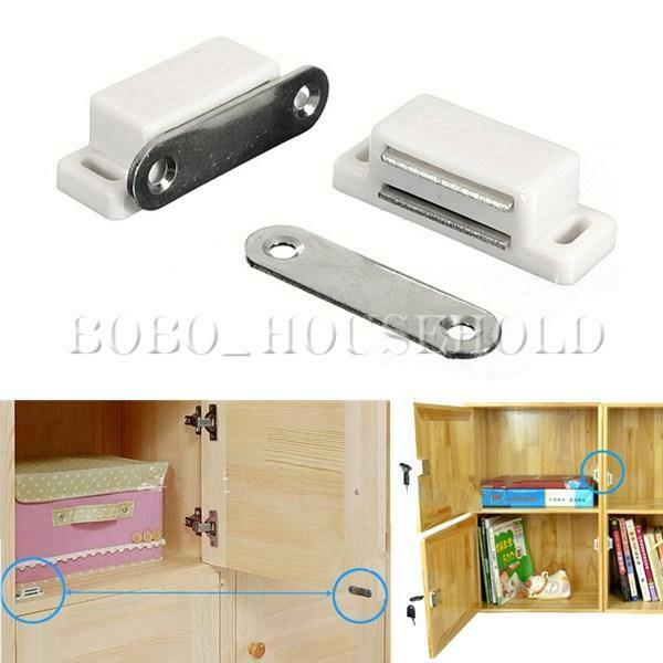 1 2 4 10 cupboard door cabinet magnetic catch self