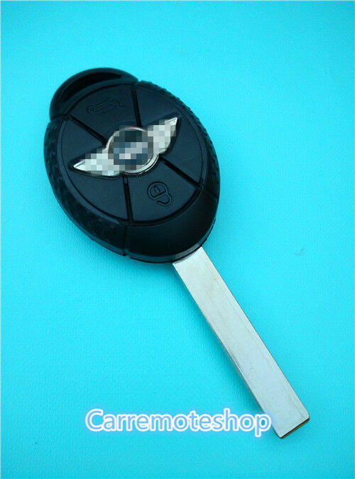 bmw mini cooper keyless entry remote key case shell fob clicker s r50 r53 ebay. Black Bedroom Furniture Sets. Home Design Ideas