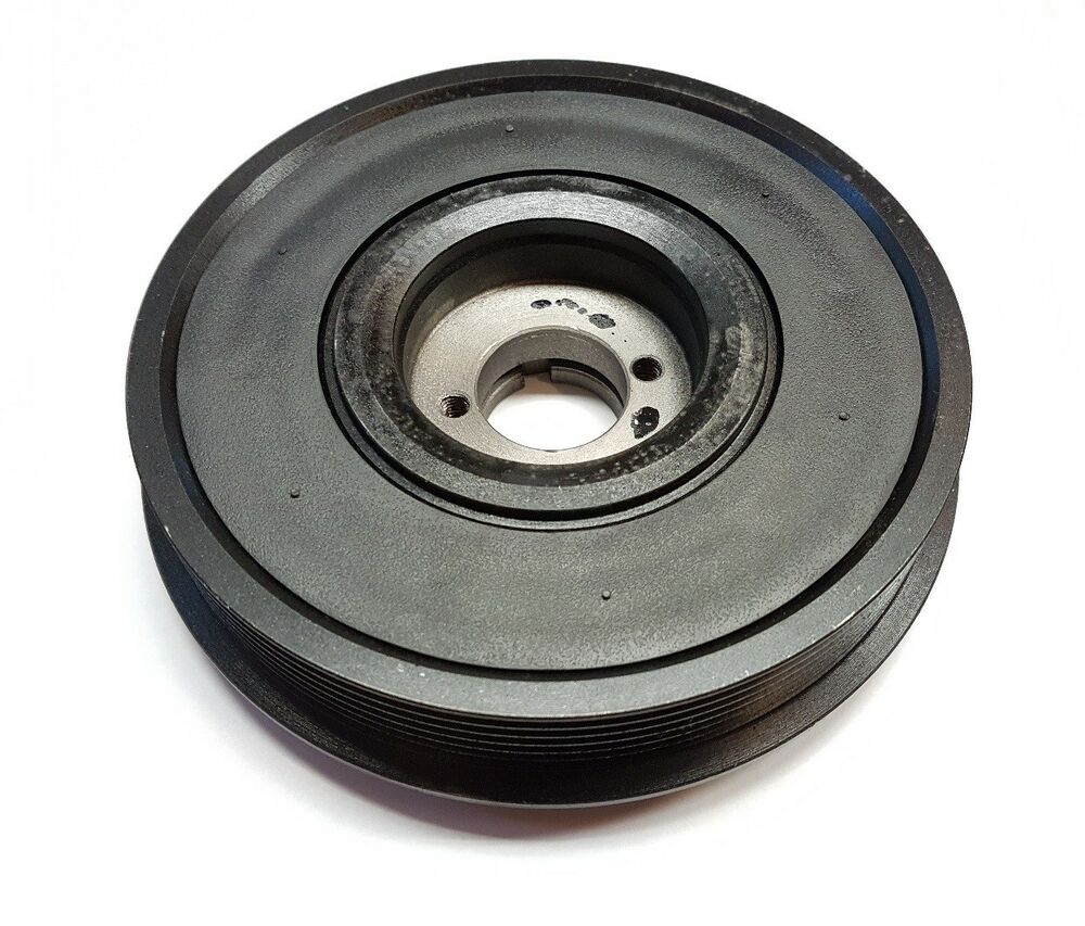 crankshaft pulley peugeot 206 306 307 406 407 607 806 807 partner 1 9d 2 0 hdi ebay. Black Bedroom Furniture Sets. Home Design Ideas