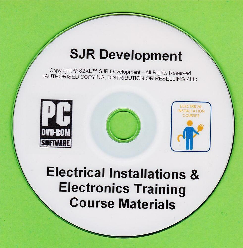 electrical installation coursework Electrical certification is a designation awarded by a professional  these  programs usually include shop and theory coursework according  electrical  wiring.