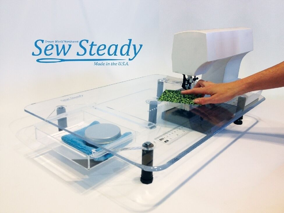 sewing machine table extension