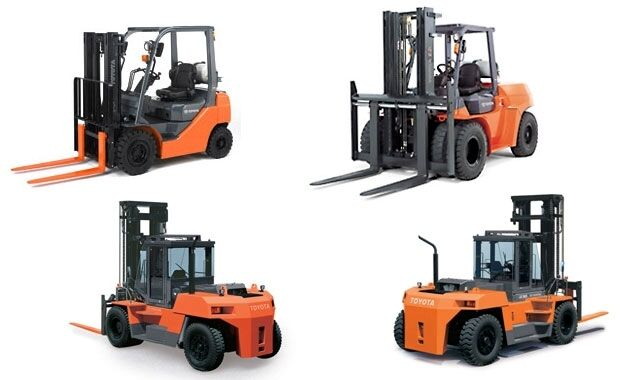 Toyota Forklift Truck 4p 5p Engine Workshop Service Repair