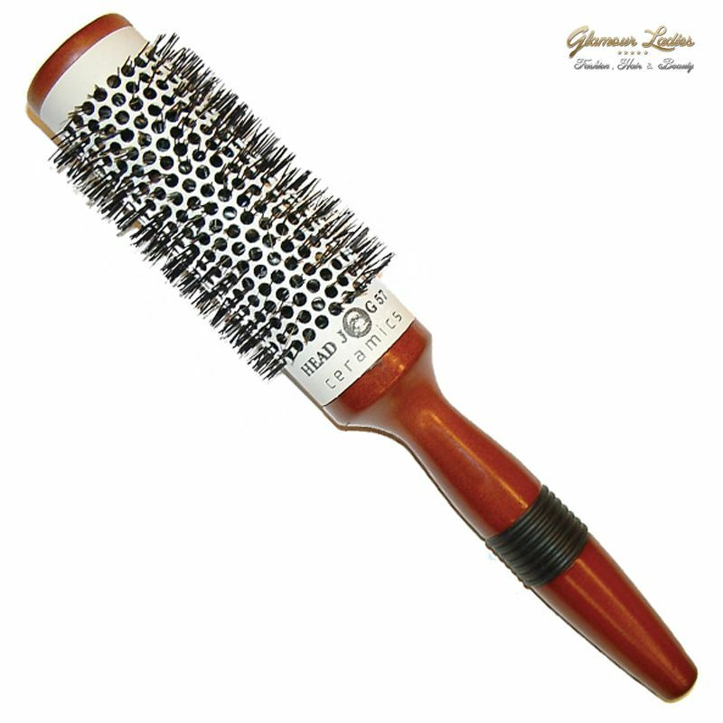 s hair styling brush jog 57 hair brush ceramic radial professional quality 4477