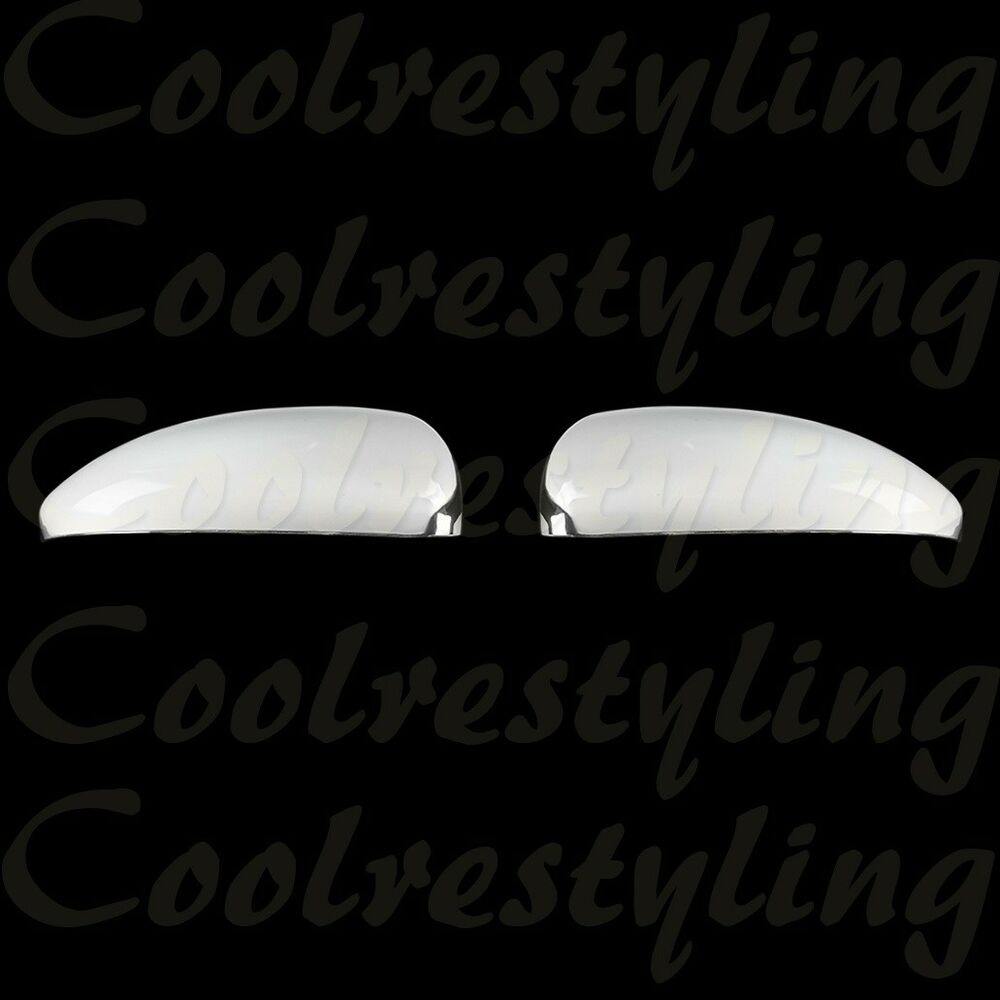 For 2011 2012 2013 Chevy Cruze Chrome Mirror Covers 2011