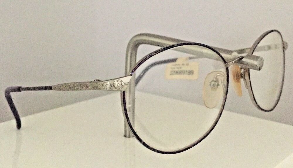 Vintage New Old Stock Givenchy Lunettes Eyeglass Frame ...