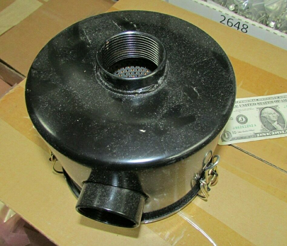 Air Cleaner Assembly Filter 1 1 2 Quot Npt In Out Air