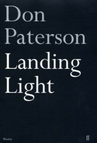 Landing Light by Paterson, Don Paperback Book The Cheap Fast Free Post