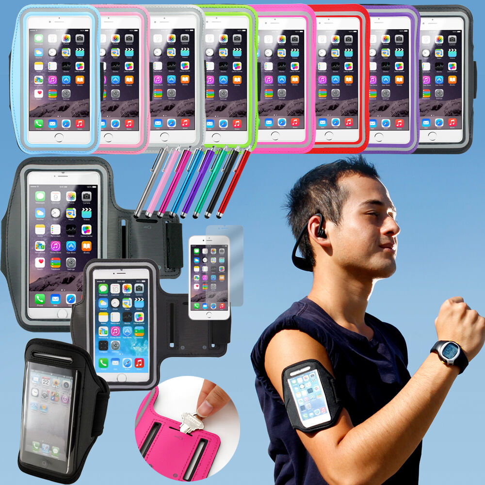 iphone holder for running for apple iphone 6 6s 7 plus sports running 7949