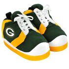 Green Bay Packers NFL Football 2012 Colorblock Sneaker Slippers - Choose Size