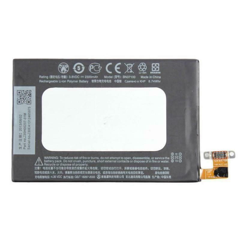 FOR HTC ONE M7 BN07100 GENUINE INTERNAL REPLACEMENT ...