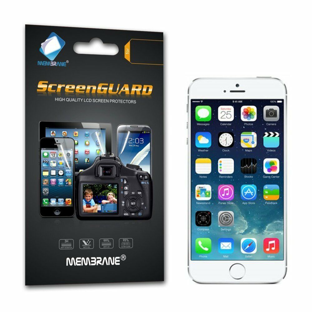brand new iphone 6 3 anti glare matte brand screen protectors protect for 13701