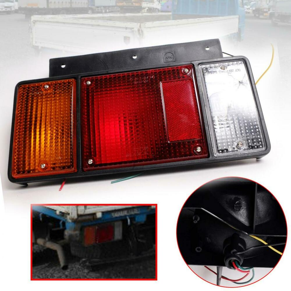Isuzu Elf Npr Nkr Nhr Nlr Truck Rear Tail Light Lamp
