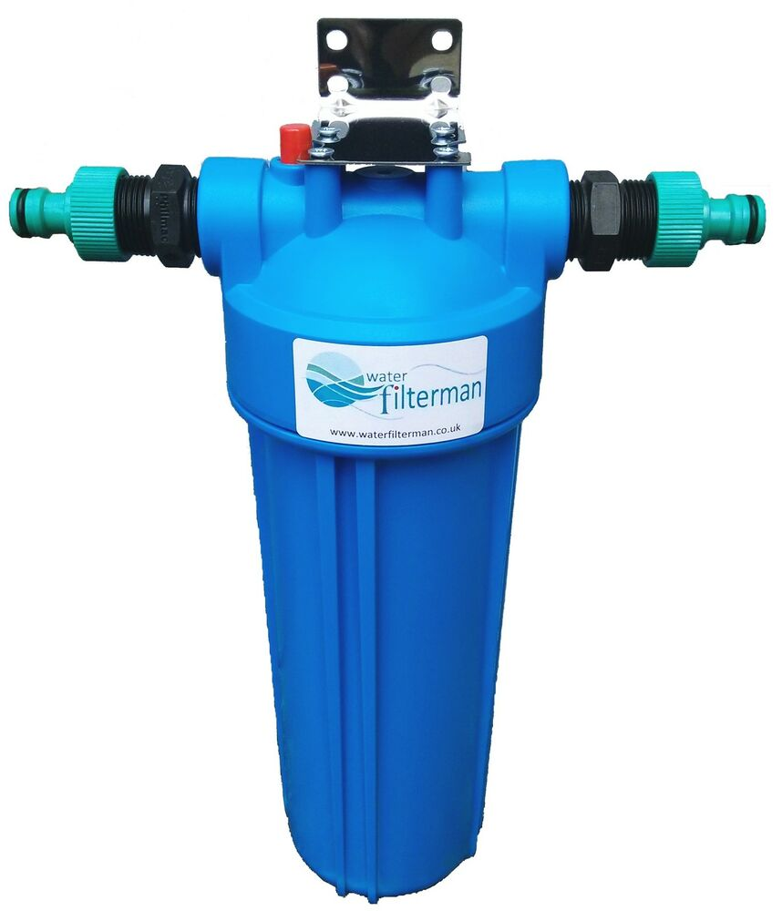Koi pond dechlorinator water filter for fish pond up to for Pond water purification system
