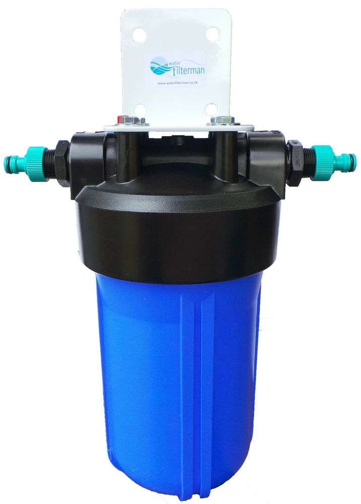 High capacity koi pond dechlorinator full flow water for Koi fish filter