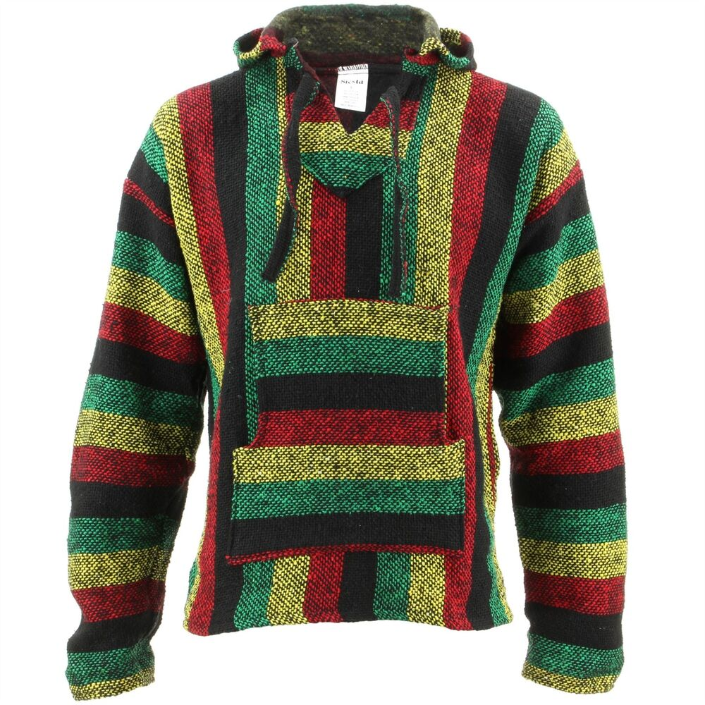 Rasta hoodies