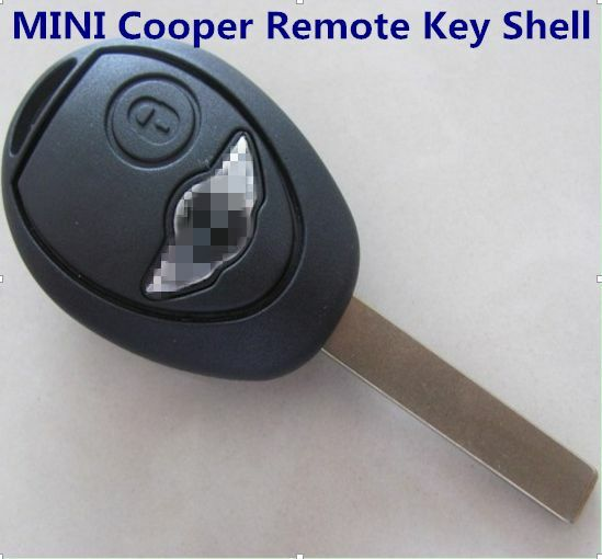 bmw mini cooper remote key shell for r53 r50 case replacement ebay. Black Bedroom Furniture Sets. Home Design Ideas
