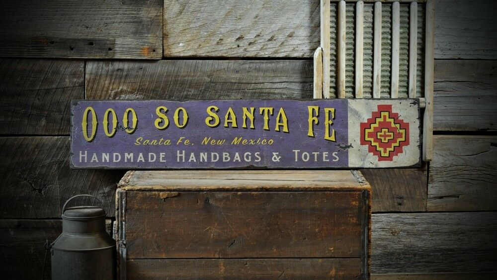 Personalized Street Signs >> Custom Business City and State Sign - Rustic Hand Made ...