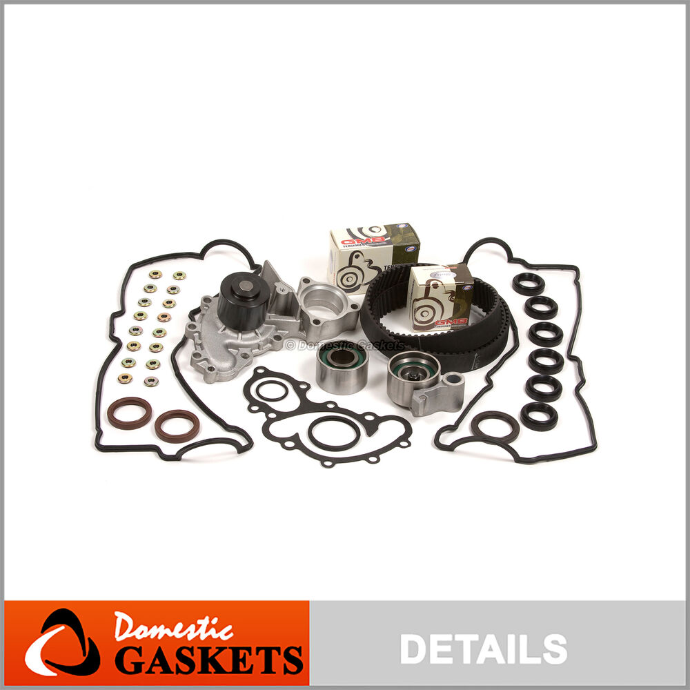 Toyota Camry Timing Belt Replacement: 92-93 Toyota Camry Lexus ES300 3.0L Timing Belt Water Pump