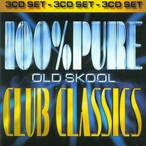 100 pure old skool club classics various artists cd ebay for Old skool house classics