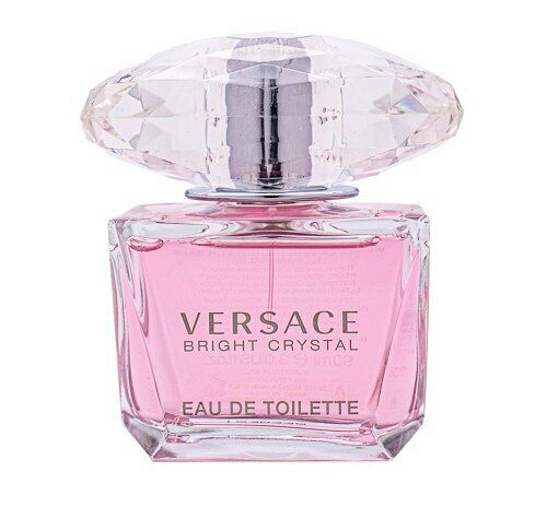 Versace Bright Crystal Perfume For Women Edt 3.0 Oz New Tester With Cap 777786462888