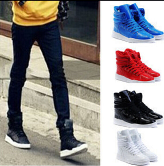 new fashion high s casual sports shoes hip hop shoes