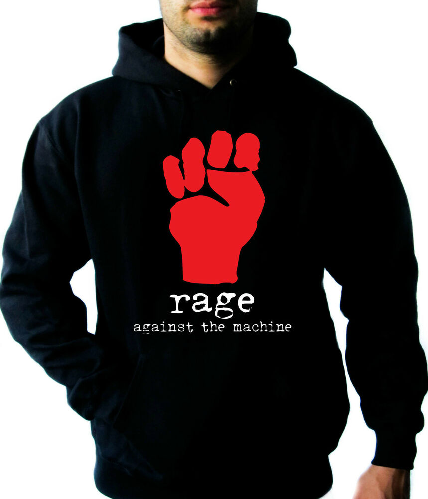 rage against the machine hoodies