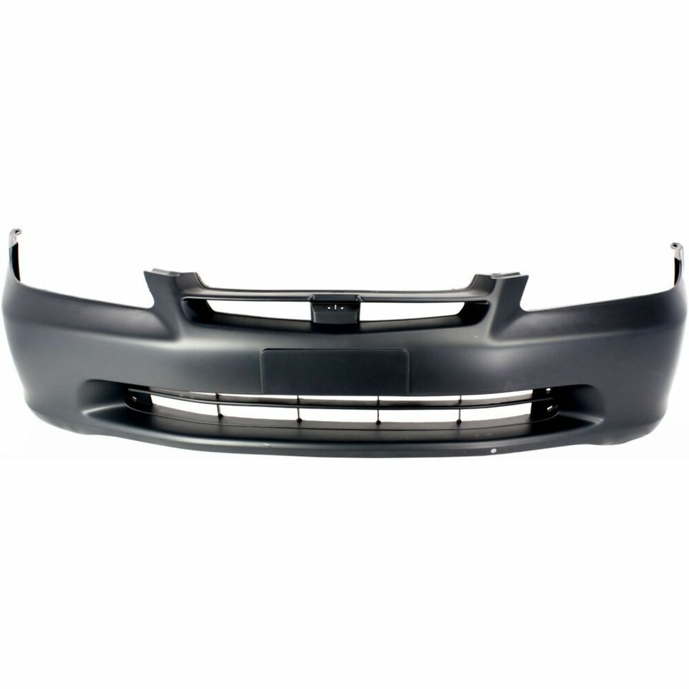for 98 00 honda accord 4door sedan new front bumper cover. Black Bedroom Furniture Sets. Home Design Ideas