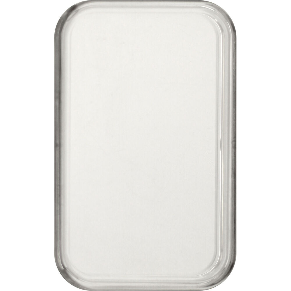 Plastic Capsule For 1oz Rectangle Silvertowne Coin Ebay