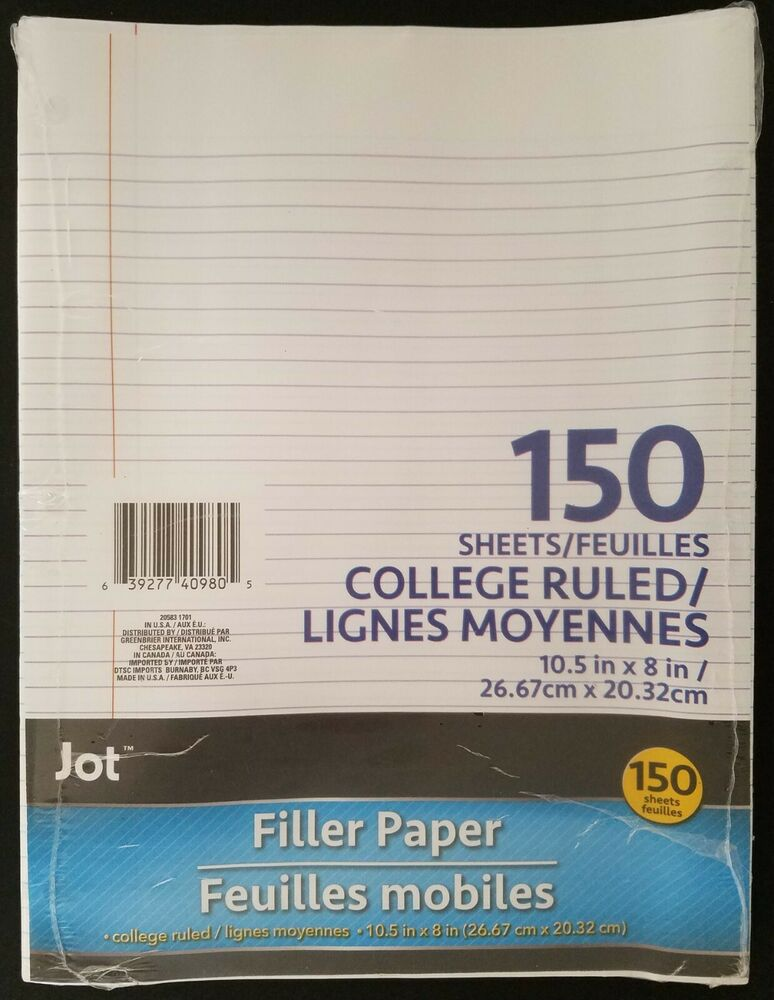 college ruled loose leaf paper This letter-sized lined paper is college ruled in portrait (vertical) orientation we have the same paper with blue lines, too free to download and print.