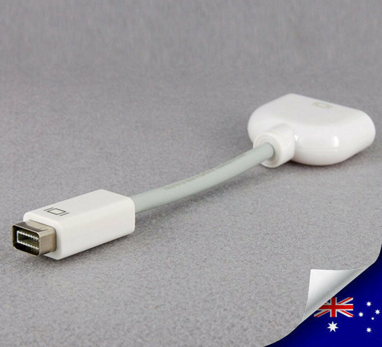 Mini Dvi To Vga Monitor Video Adapter Cable For Apple