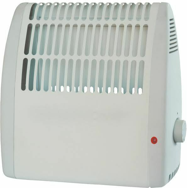 450w Frost Watcher Compact Convector Heater Wall Mounted