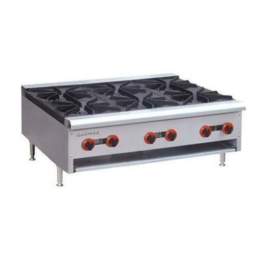 Kitchen Hobs Commercial ~ Burner hob gas cooktop with flame failure commercial