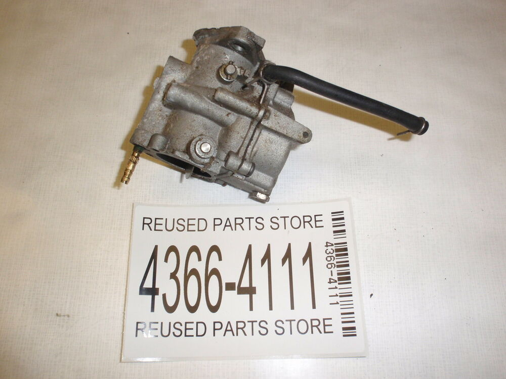 1970 Johnson 60hp Outboard Motor Top Carburetor 313355 Ebay