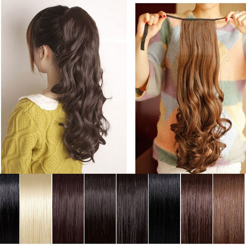 Best Natural Clip In Hair Extensions