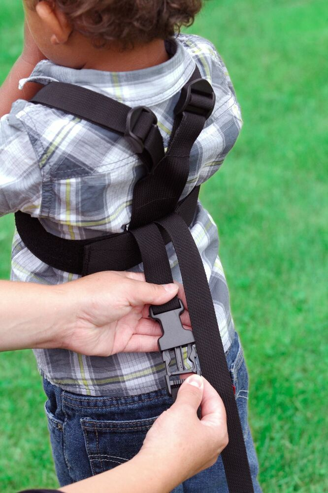 Diono Sure Steps Child Baby Toddler Safety Walking Harness