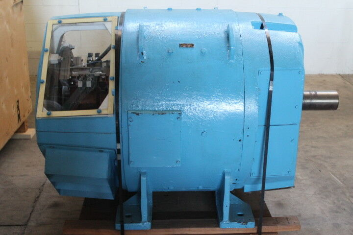 400hp 1150 1500rpm general electric 5cd25d28f006213 rblt for 450 hp electric motor