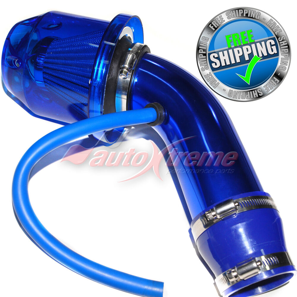 universal complete cold air intake induction kit hose