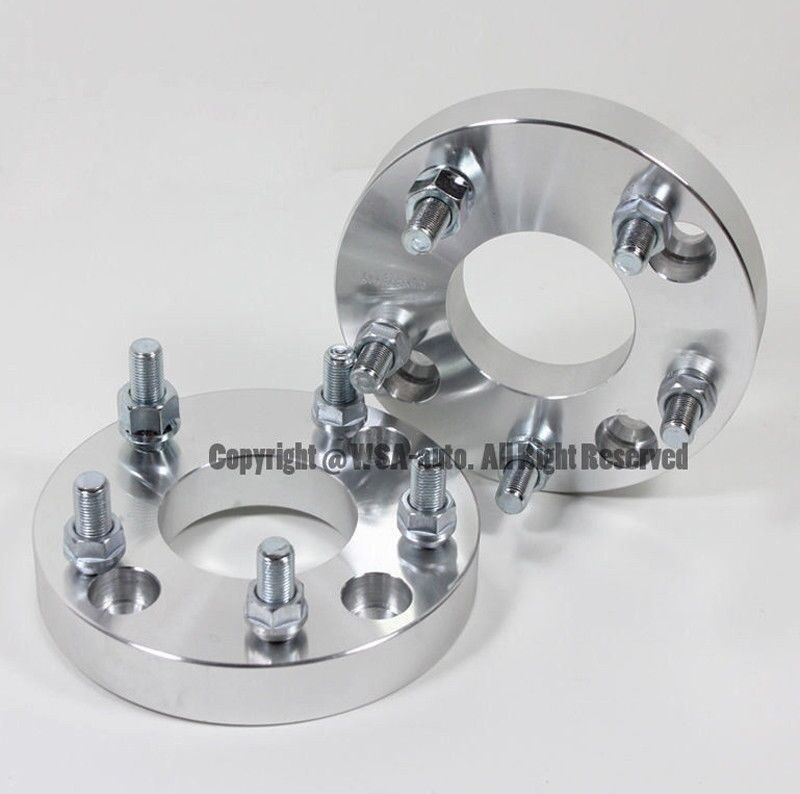 1 Inch Wheel Spacers : Conversion wheel spacers adapters to