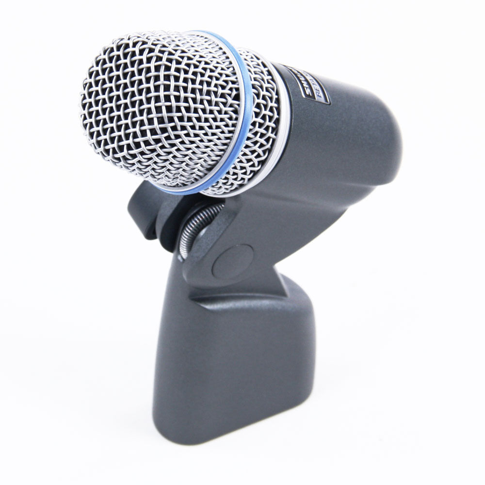 shure beta 56a dynamic supercardioid microphone for drums u s authorized dealer 42406112840 ebay. Black Bedroom Furniture Sets. Home Design Ideas