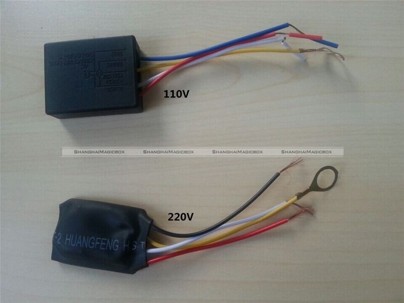 220v Ac Lamp Touch Dimmer Circuit By Only Touching This Touch Dimmer