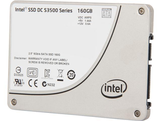 Intel® SSD DC S3500 Series