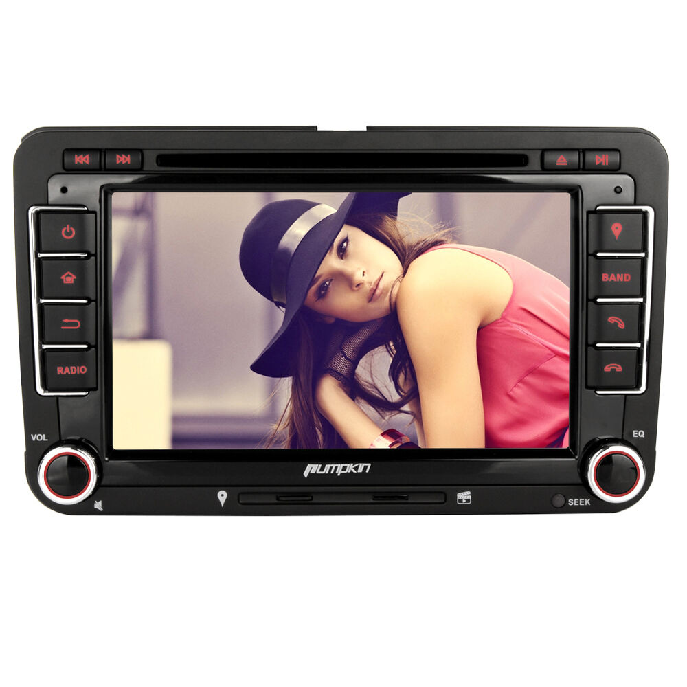autoradio gps navigation dvd cd rds bt tv touch screen. Black Bedroom Furniture Sets. Home Design Ideas