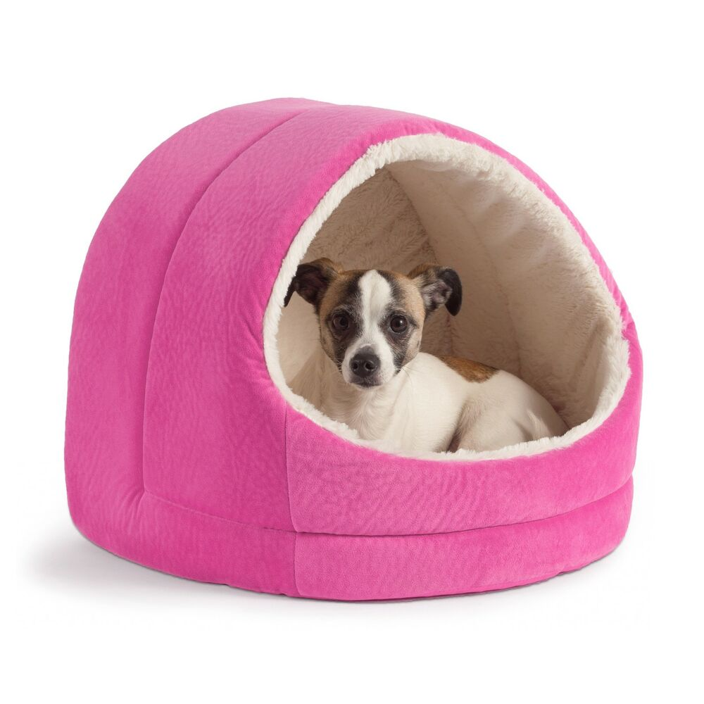 Sheri Best Friends Pet Bed Winner Pet Cave Ebay