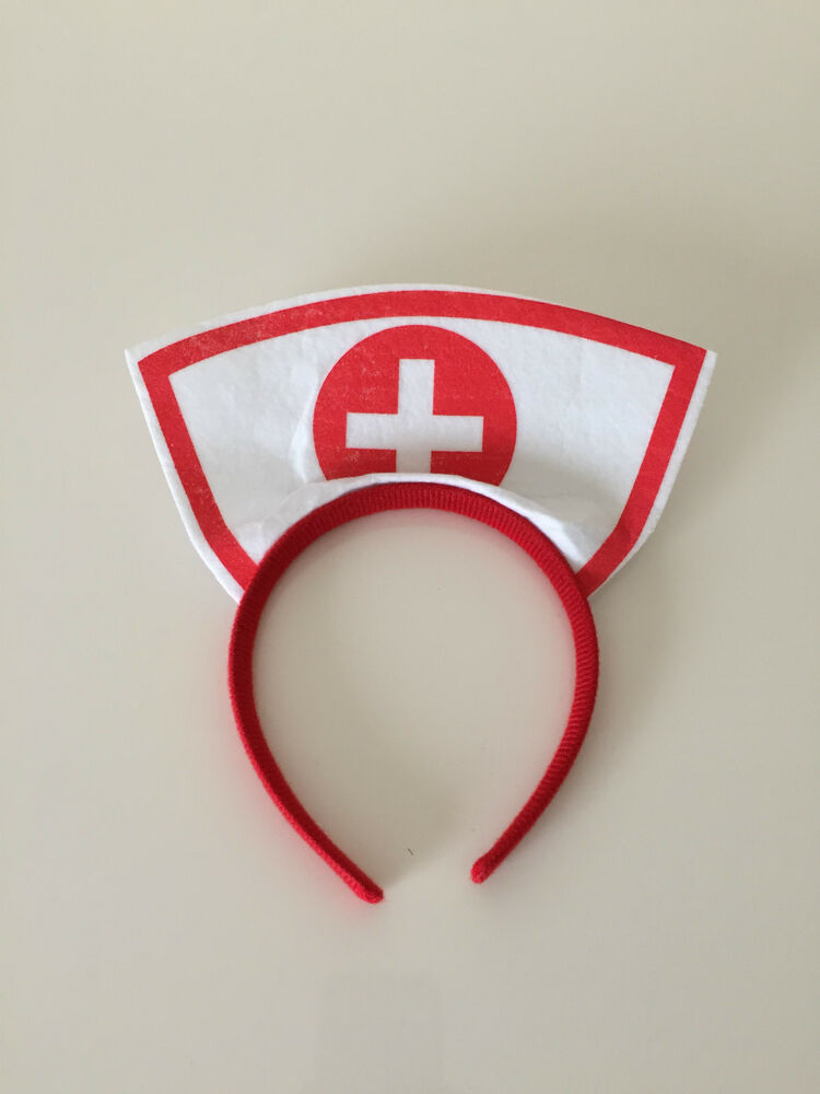 It is an image of Transformative Printable Nurse Hat Template
